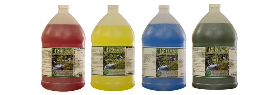 natures own eco friendly product line